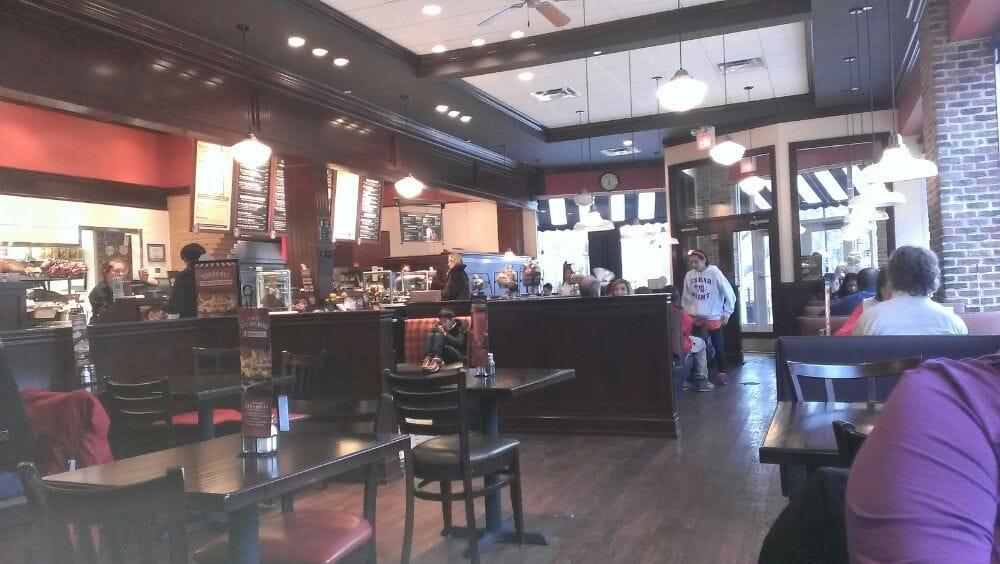 Corner Bakery Cafe Hinsdale Il