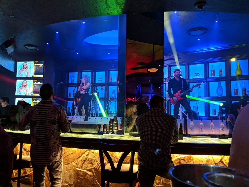 Social Spots from Blue Martini Lounge