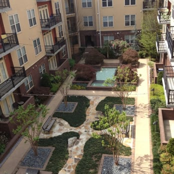 Captivating Photo Of Icon City Apartments   Atlanta, GA, United States. Patio