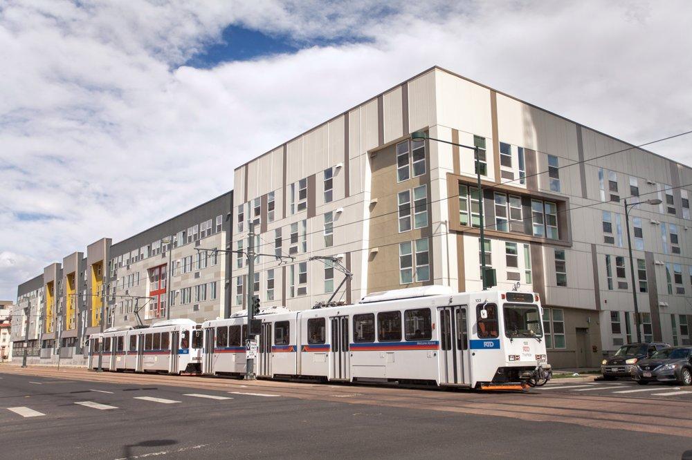 Welton Park Apartments: 2300 Welton St, Denver, CO