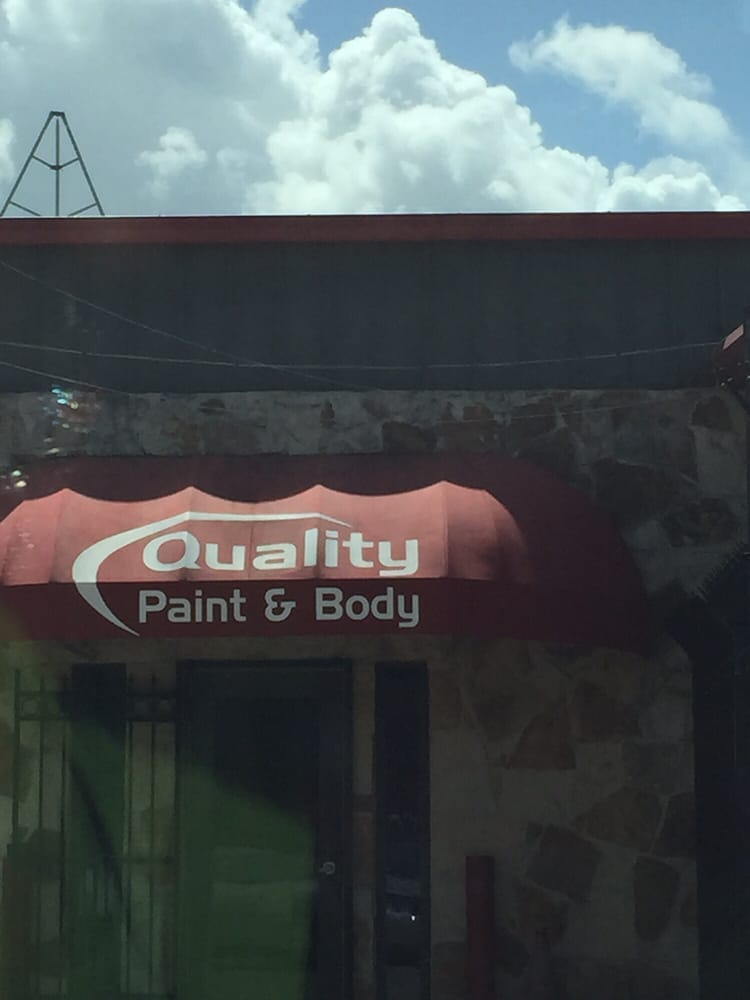 Quality Paint And Body Fresno Tx