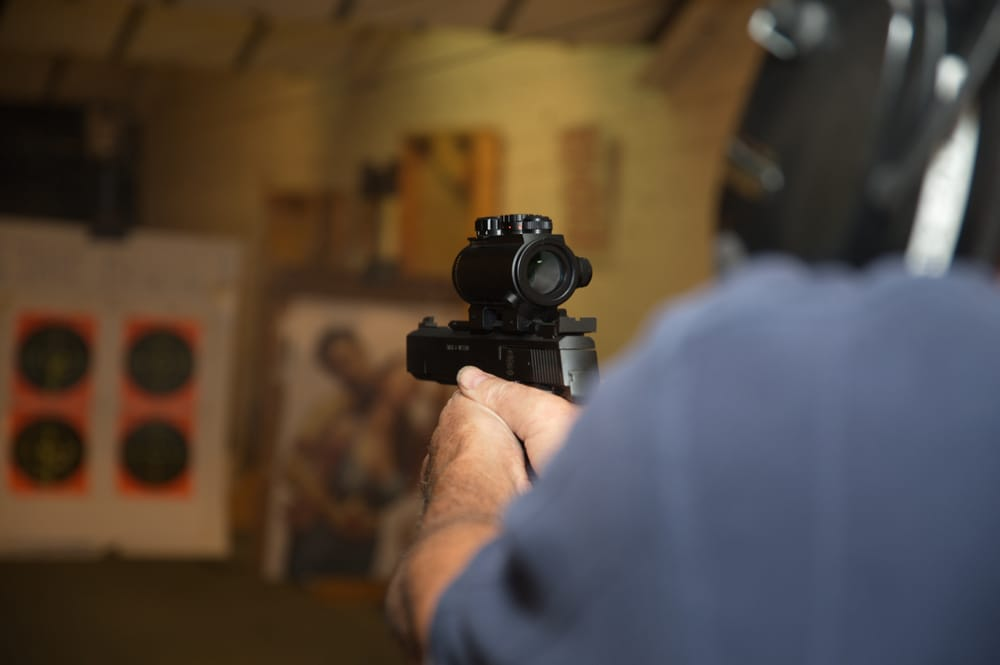 The Armory and Indoor Range: 2043 Locust St S, Canal Fulton, OH