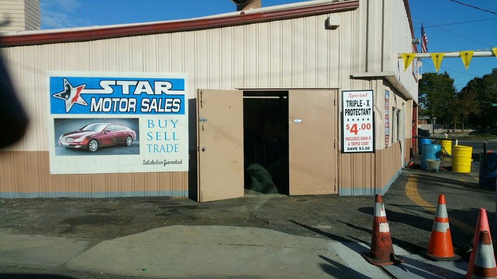 Star Car Wash Detroit