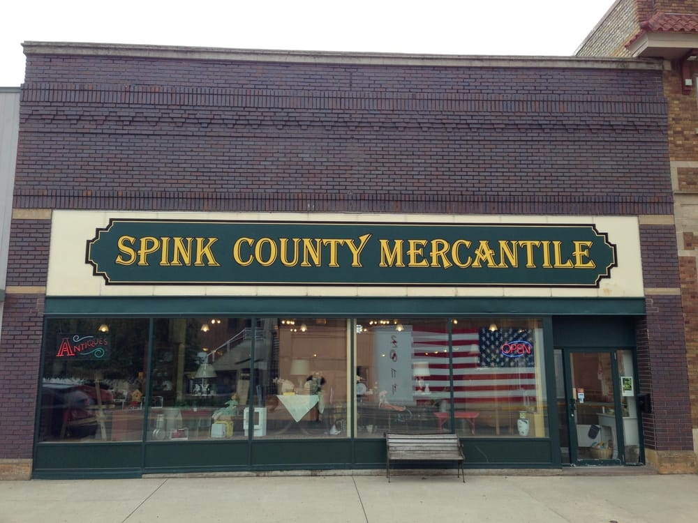 Spink County Mercantile: 6 E 7th Ave, Redfield, SD
