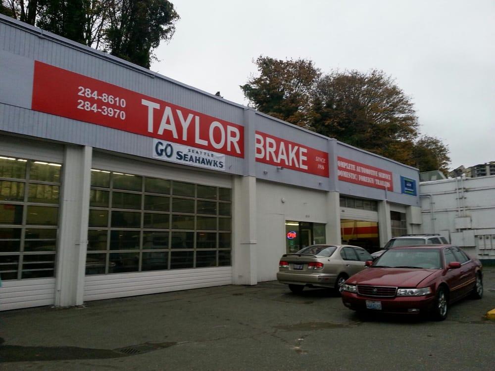 Taylor Brake Service