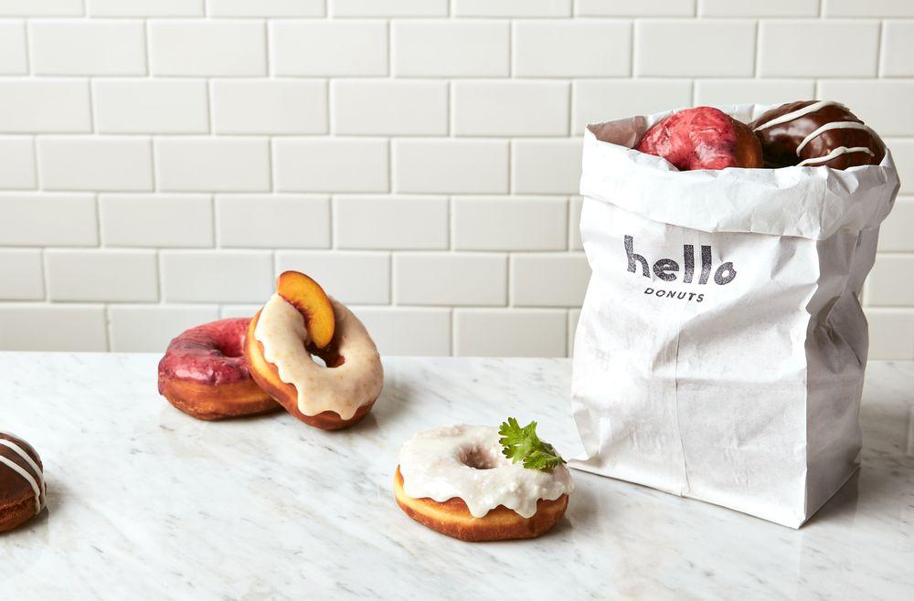 Hello Donuts + Coffee