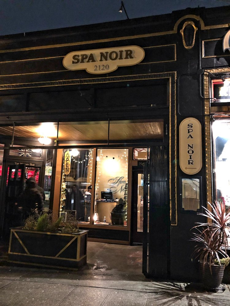 Spa Noir: 2120 2nd Ave, Seattle, WA