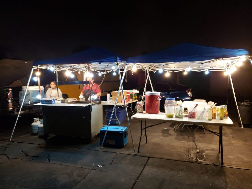 Chaparra's Tacos: 11100 Vermont Ave, Los Angeles, CA