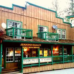 Photo Of Pine Mountain Village Hotel Club Ca United States
