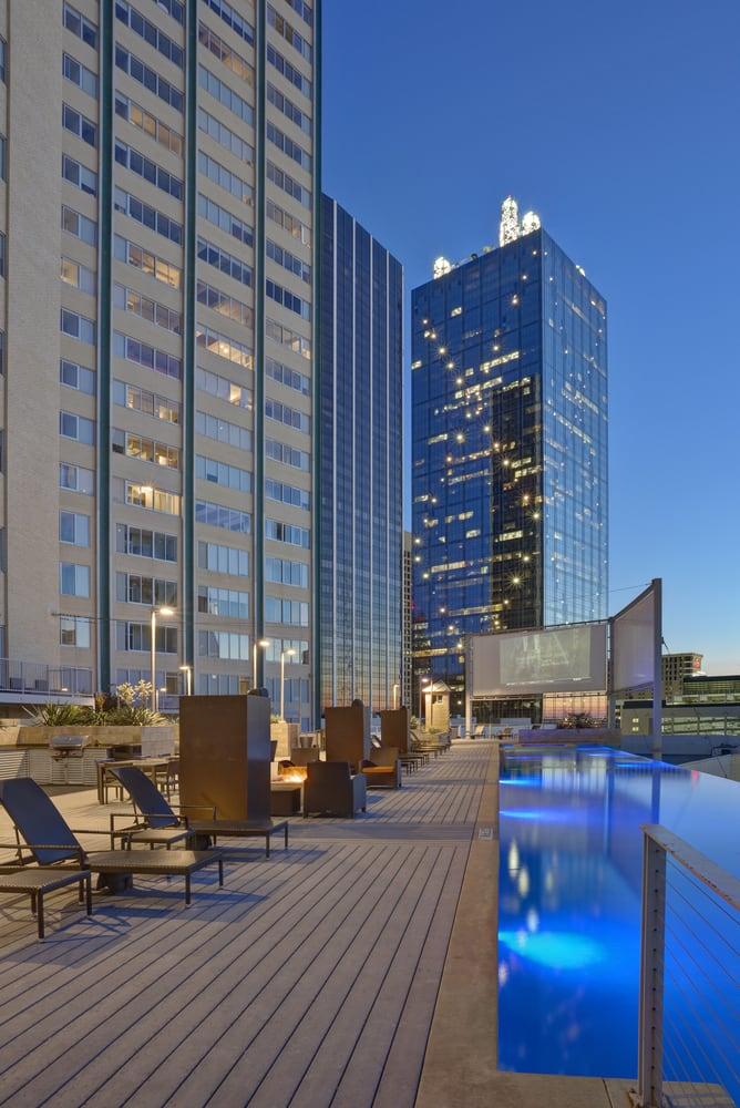 Mosaic Dallas Apartments Dallas Tx