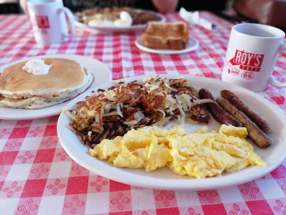Roys Cafe Barstow: 413 E Main St, Barstow, CA
