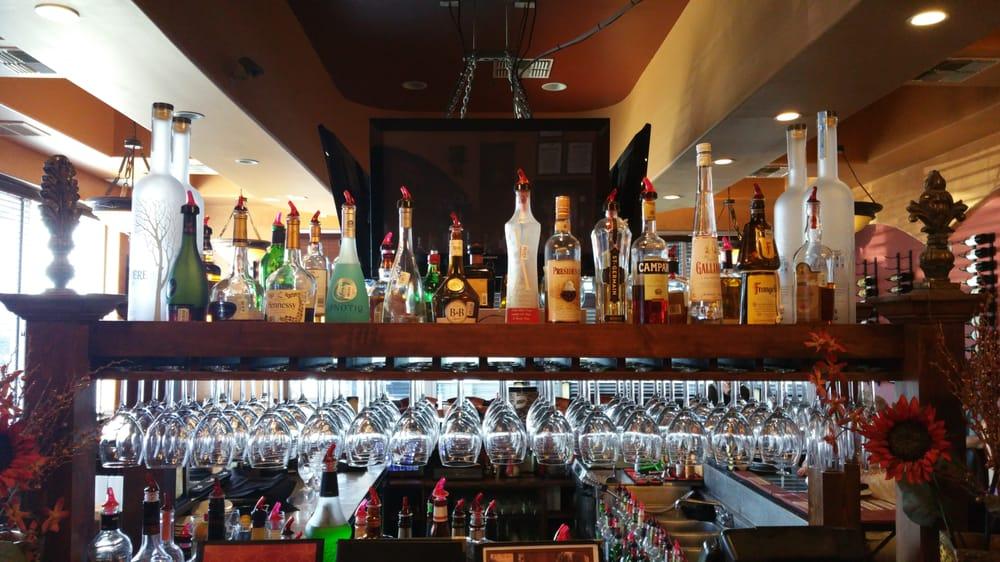 Restaurants Italian Near Me: The Drinks