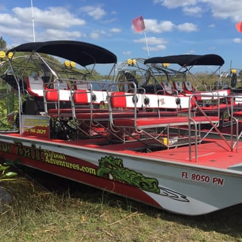 Photo Of Gator Bait Airboat Adventure Tours Vero Beach Fl United States