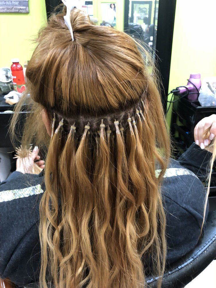 Micro Bead Hair Extensions Yelp
