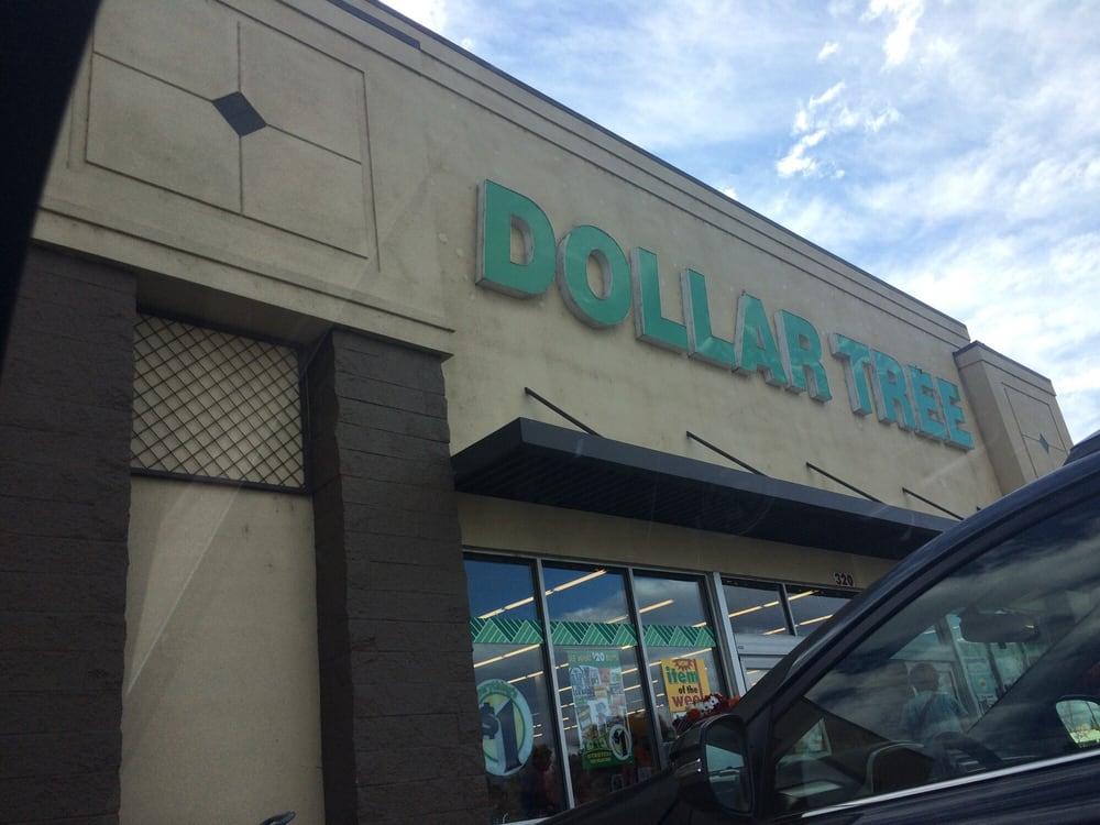 Dollar Tree: 320 NE Agness Ave, Grants Pass, OR