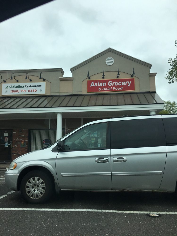 Asian Grocery & Halal Food