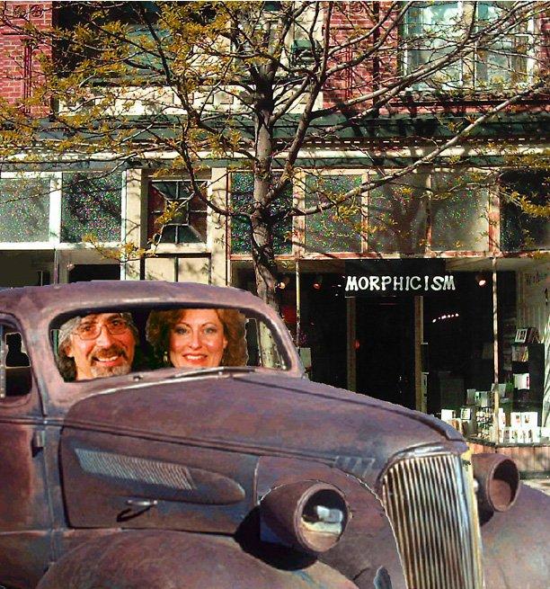 Morphicism: 444 Main St, Beacon, NY