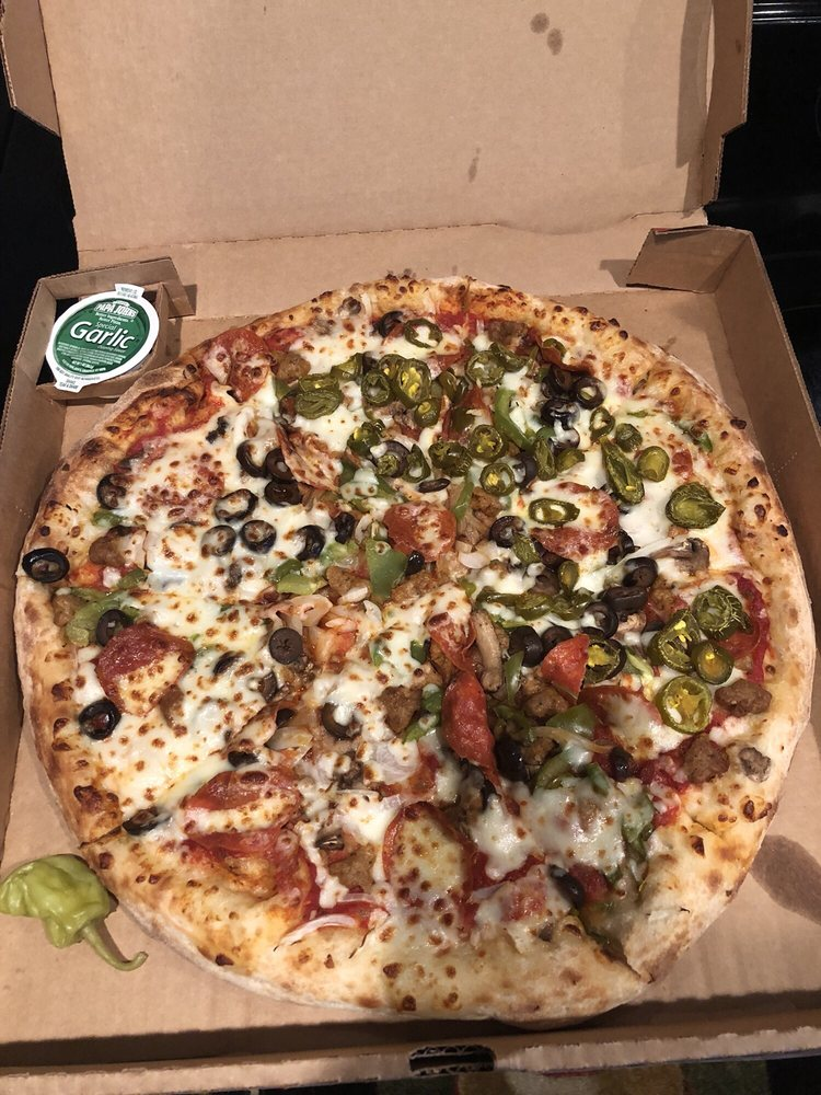 Papa John's Pizza: 9542 Argyle Forest Blvd, Jacksonville, FL