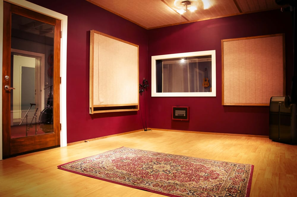 recording studio live room drum room mas music productions yelp. Black Bedroom Furniture Sets. Home Design Ideas