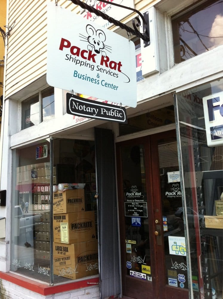 Pack Rat Shipping Services