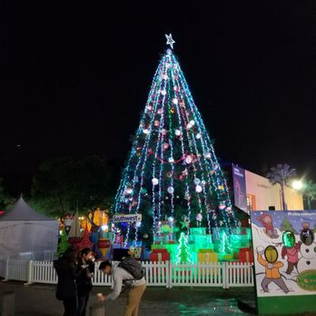 photo of christmas in the park san jose ca united states