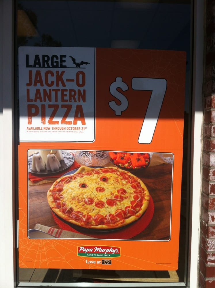 Papa Murphy's is kicking off the Halloween season with its Jack-O-Lantern Pizza and is also launching new