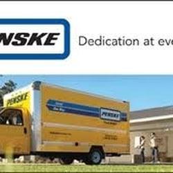 Penske Truck Leasing Truck Rental 5455 Butler Rd Bethesda Md
