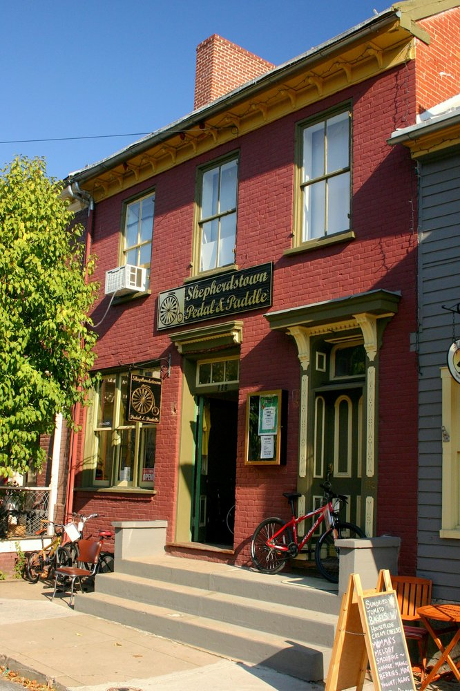 Social Spots from Shepherdstown Pedal & Paddle