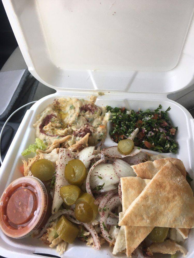 Habibi Mediterranian Grill: 310 E Arlington Blvd, Greenville, NC