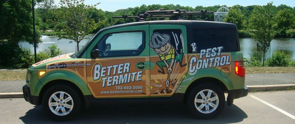 Better Termite & Pest Control: 2647 Duke St, Alexandria, VA