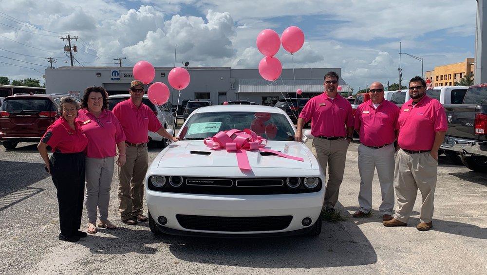 Alan Jay Chrysler Jeep Dodge Ram of Clewiston: 202 W Sugarland Hwy, Clewiston, FL
