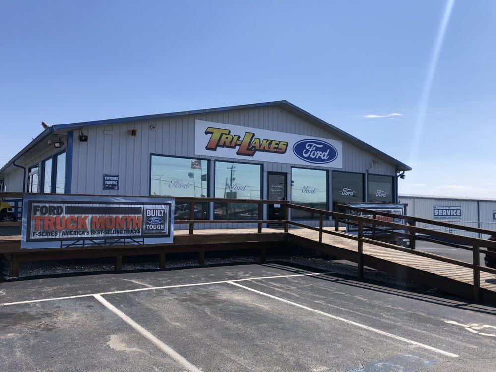 Tri-Lakes Motors: 180 State Hwy F, Branson, MO