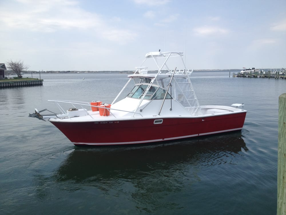 Fish Bound Charters