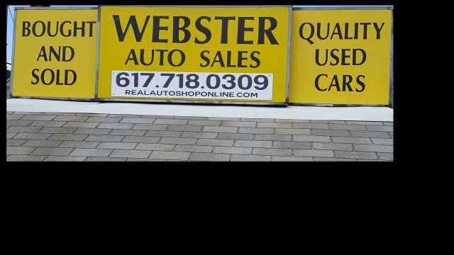 Webster Auto Sales