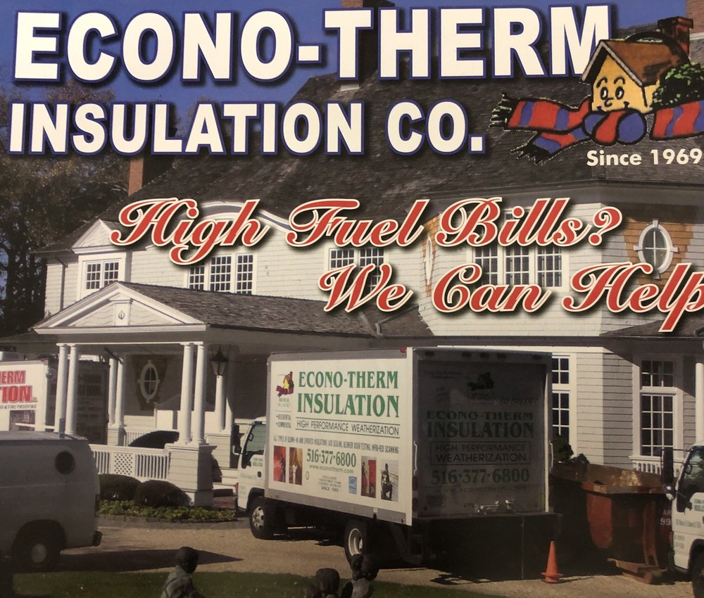 Econo-Therm Insulation: 1003 Merrick Rd, Baldwin, NY