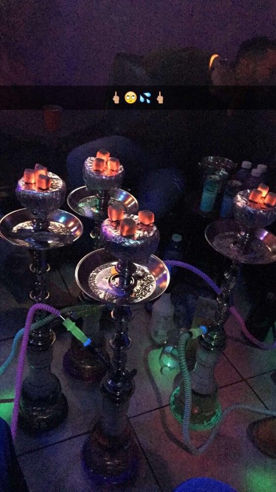 Habibi Cafe Hookah Lounge Paterson Nj