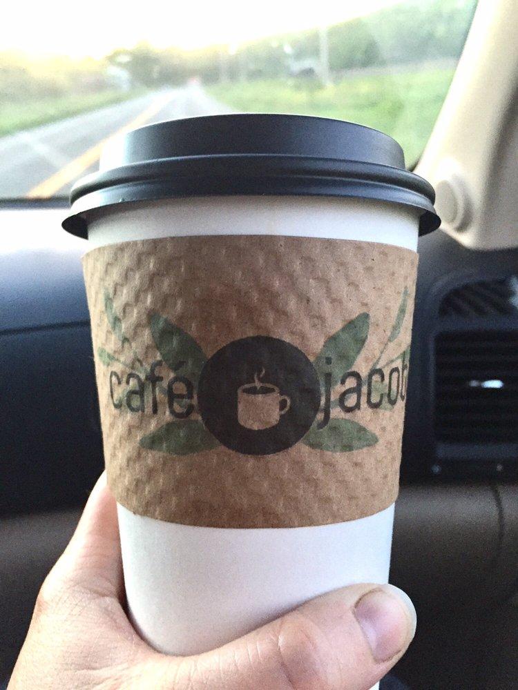 Café Jacob: 243 Main St, Bolivar, NY
