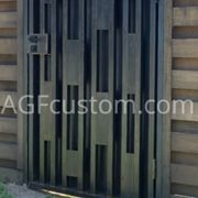 modern metal gate. Custom Metal Photo Of AGF Concepts - Dallas, TX, United States. Modern Gate