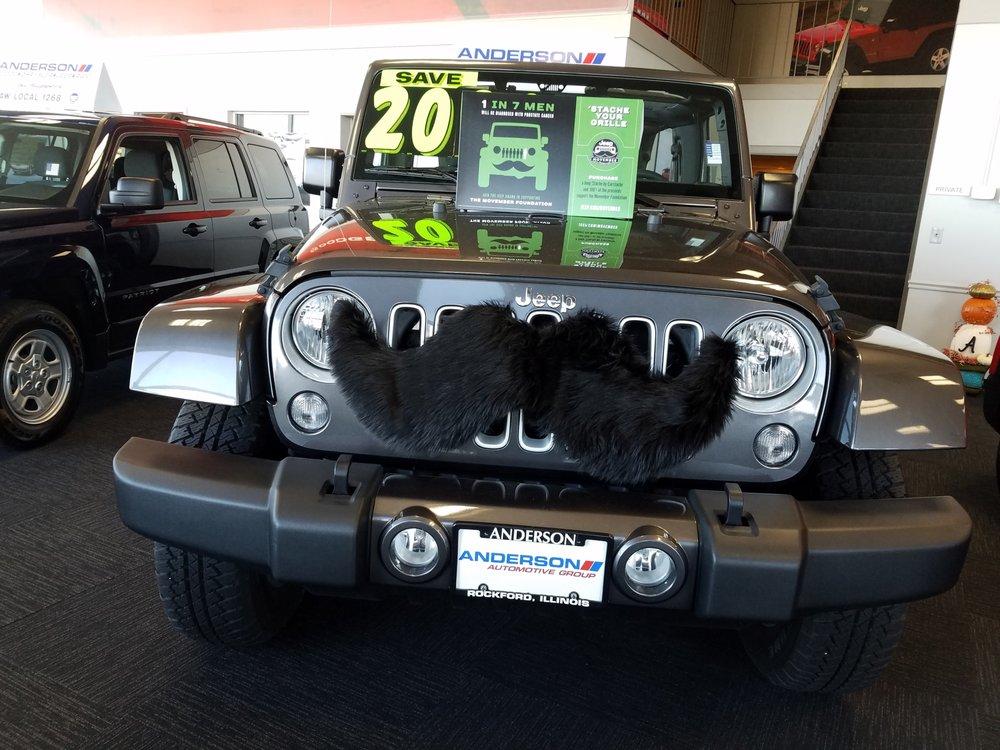 Anderson Chrysler Dodge Jeep Ram 12 Reviews Car Dealers 5711 E