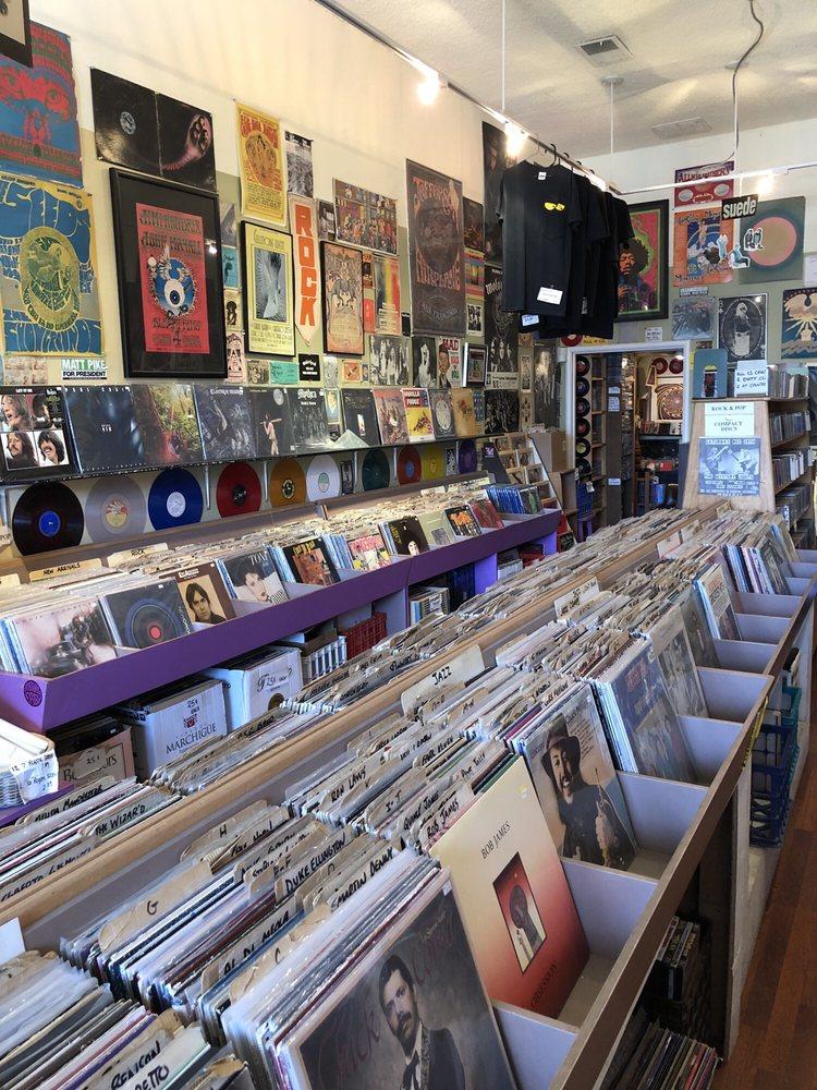 Vinyl Revolution: 309 Forest Ave, Pacific Grove, CA