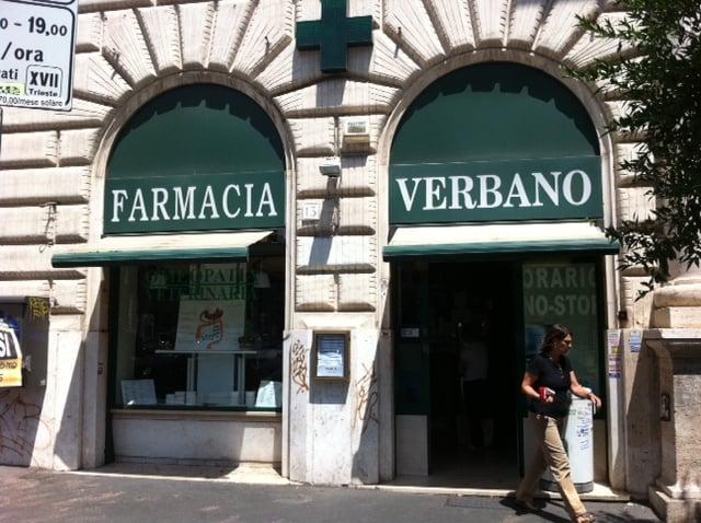 Farmacia Verbano