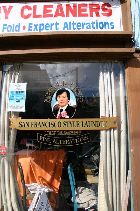 Mister Lee's San Francisco Style Laundry: 25TH Street And Mission St, San Francisco, CA