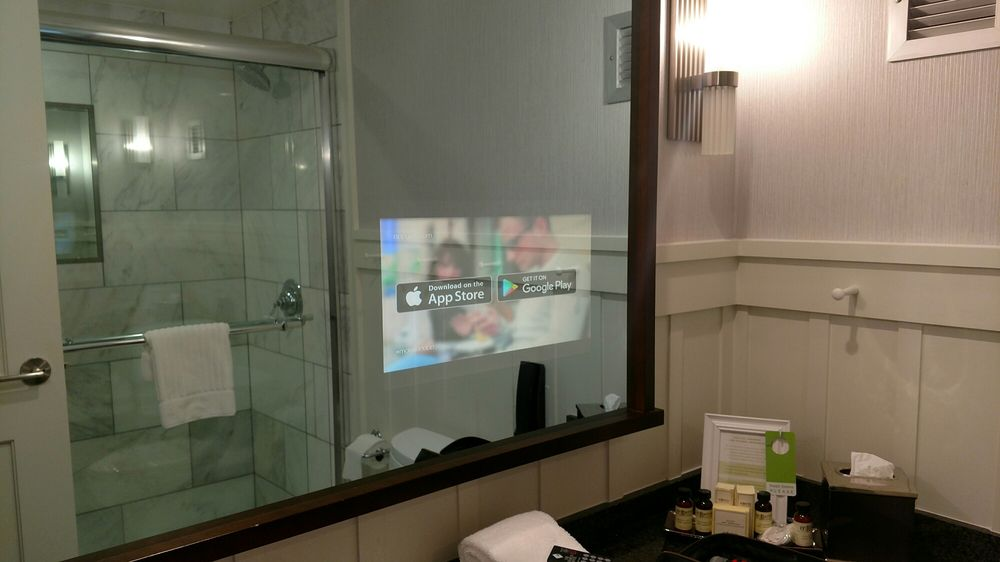 Photo Of The Charles Hotel Cambridge Ma United States Tv Embedded In