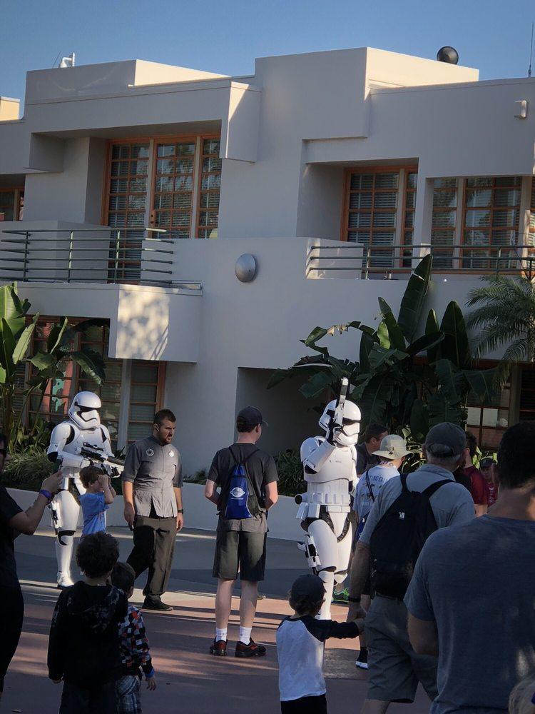 Jedi Training Trials Of The Temple: Disney's Hollywood Studios, Bay Lake, FL