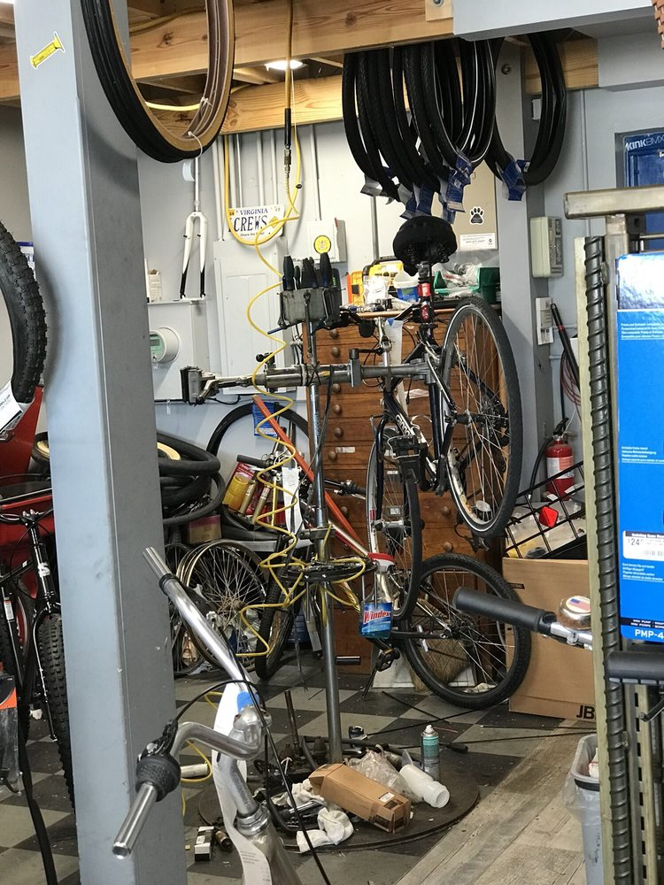 Switching Gears Bicycle Shop