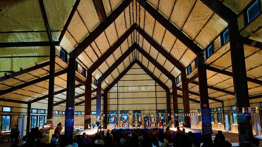 Watpa Buddhayan Meditation Center: 13923 W Bellfort St, Sugar Land, TX
