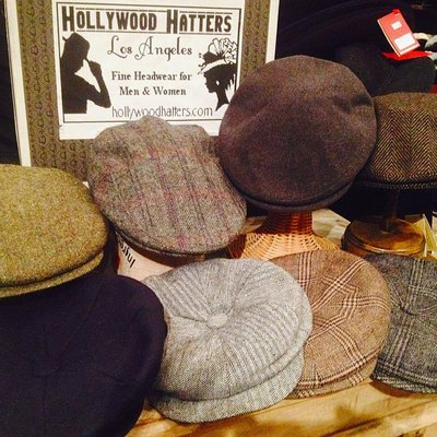 9616f405 Hollywood Hatters 6905 Melrose Ave Los Angeles, CA Hats Retail ...