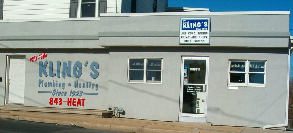 Kling F F & Sons: 8 N Main St, Manchester, PA