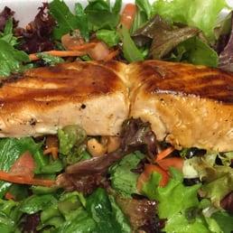 Photo Of Ground Floor   Honolulu, HI, United States. Teri Salmon Salad.