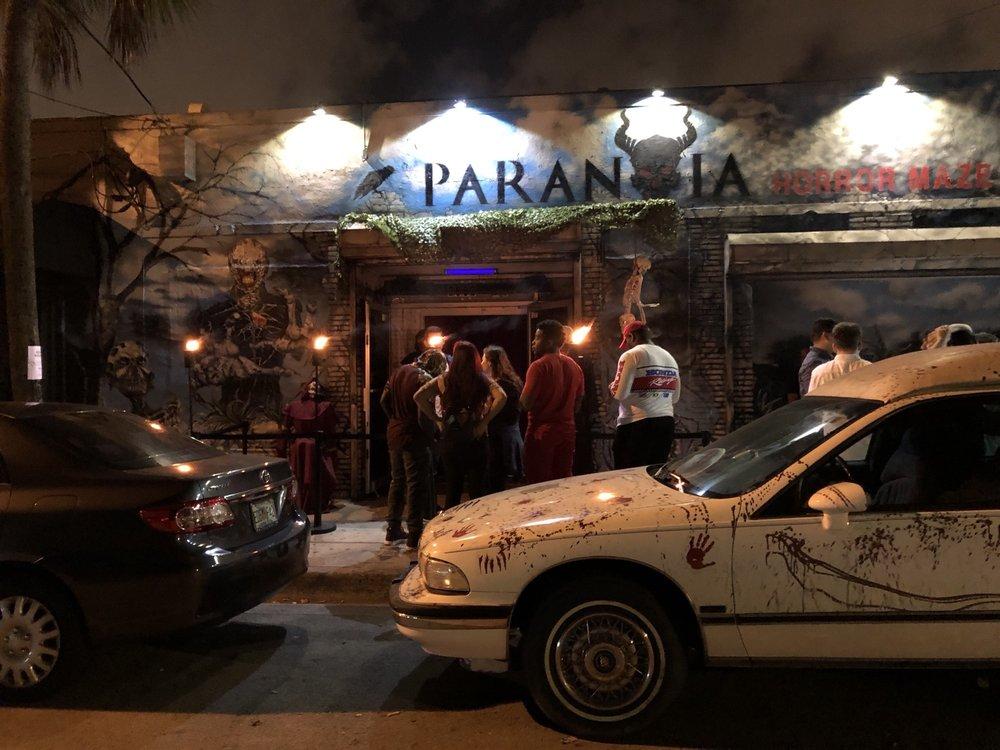 Paranoia Miami